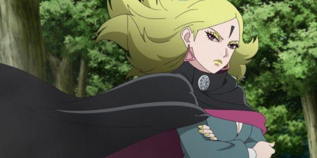 Boruto Naruto Delta Kara Fight Anime Spoilers