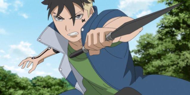 Boruto Naruto Kawaki Ninja Training Episode 200 Anime