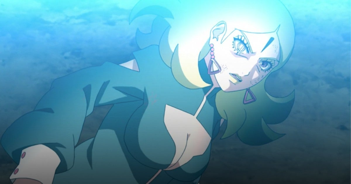 Boruto Naruto vs Delta Dead Alive Anime 199 200 Spoilers