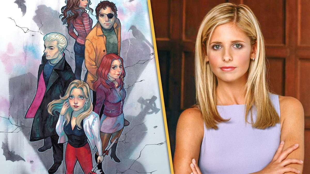Buffy the Vampire Slayer Reboot Crossover