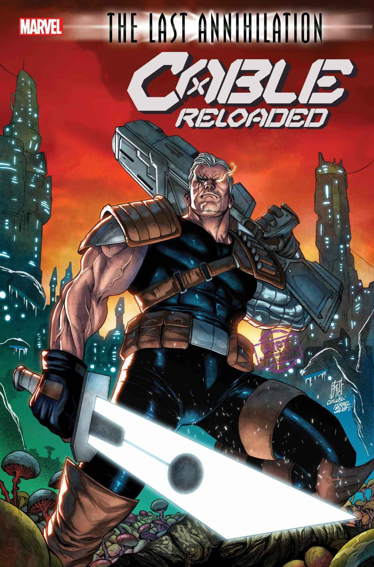 Cable Reloaded Cover
