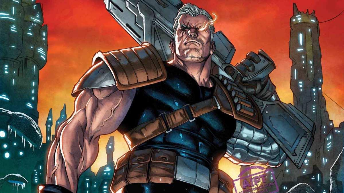 Cable Reloaded Marvel Las Annihilation X-Men