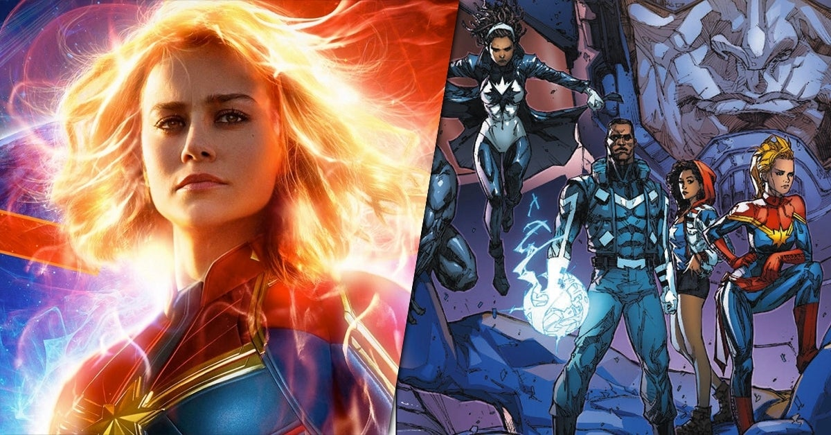 captain marvel 2 ultimates