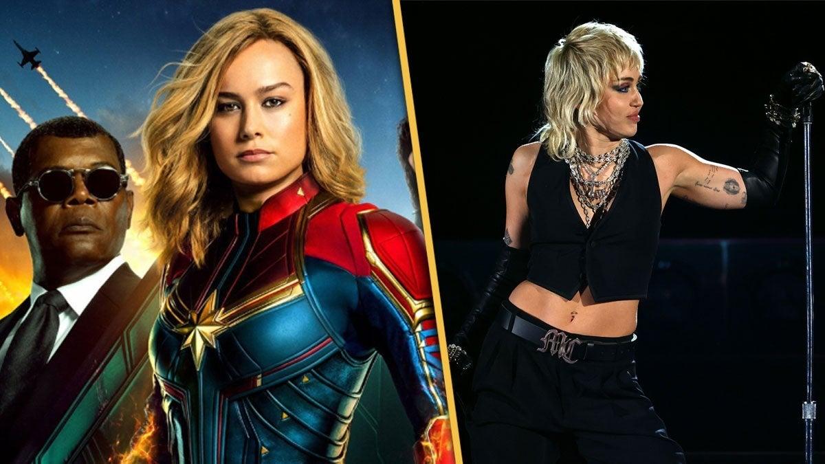 Captain-Marvel-Brie-Larson-Miley-Cyrus