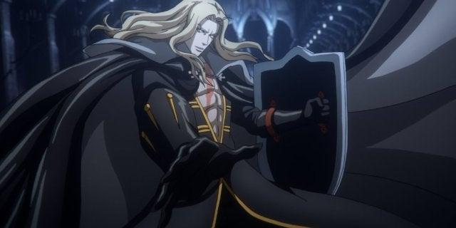 Castlevania Season 4 Alucard Netflix