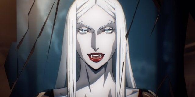 Castlevania Season 4 Carmilla Netflix