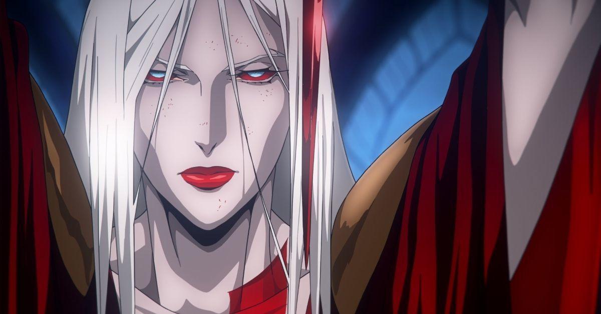 Castlevania Season 4 Carmilla Netflix Anime
