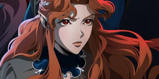 Castlevania Season 4 Lenore Netflix Anime