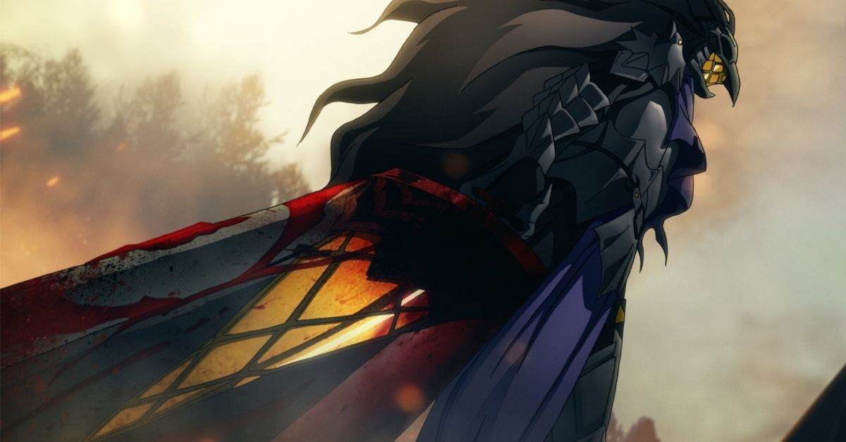 Castlevania Season 4 Striga Netflix Anime