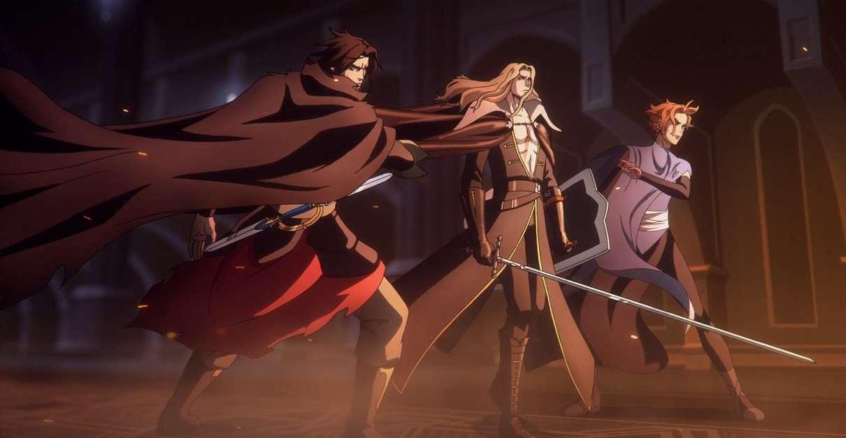 Castlevania Season Four