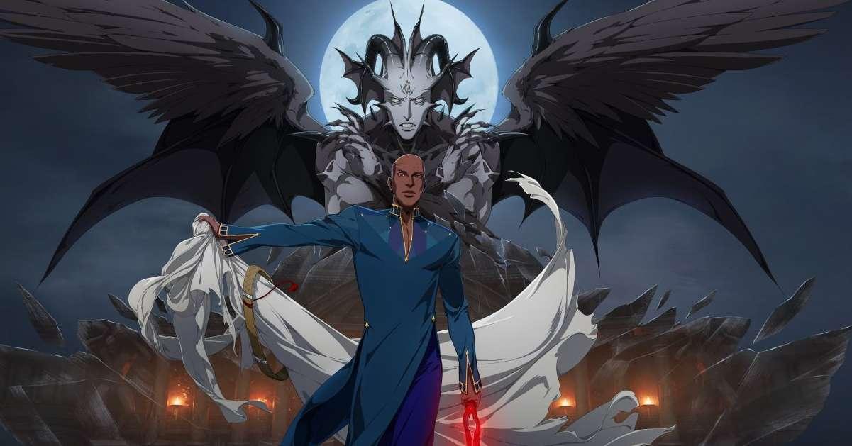Castlevania Season Four Ending