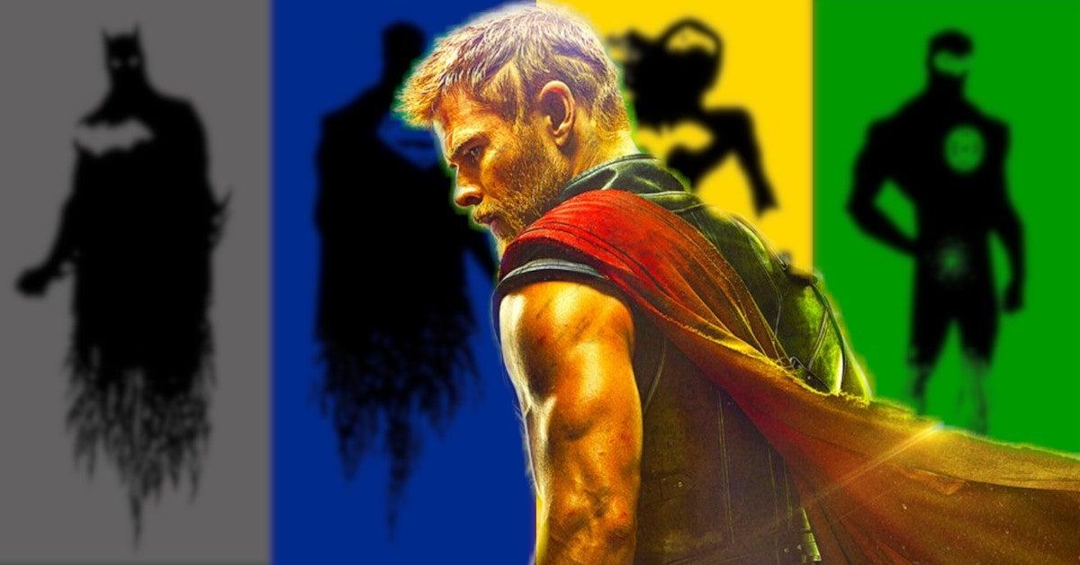 Chris Hemsworth Son Favorite Superhero Superman DC Comics