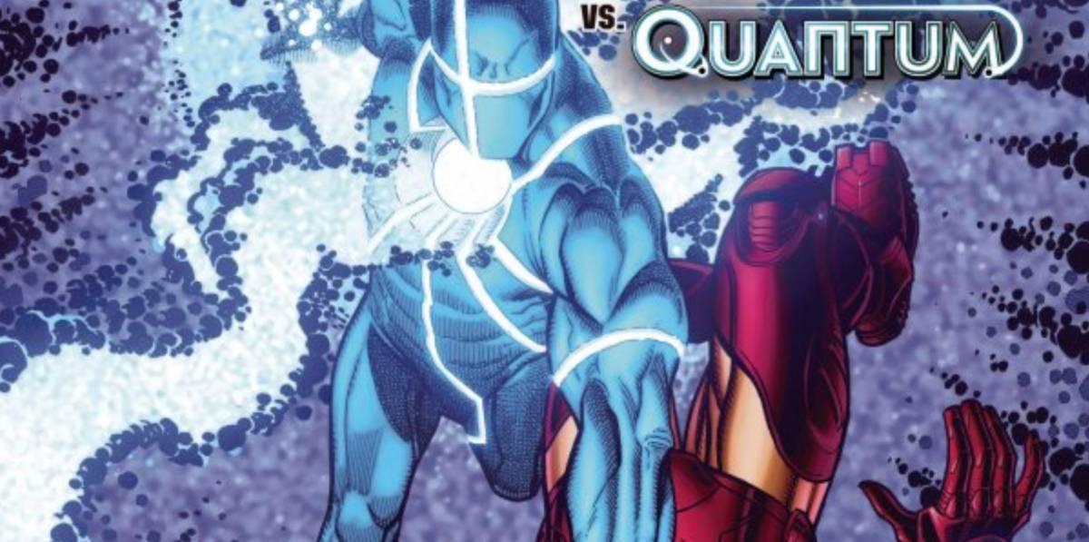 Comic Reviews - Iron Man Annual #1