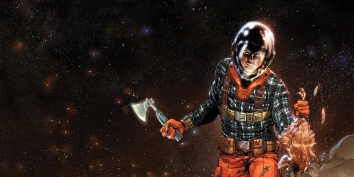 Comic Reviews - Redshift #1