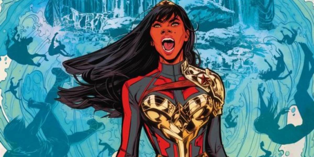 Comic Reviews - Wonder Girl #1