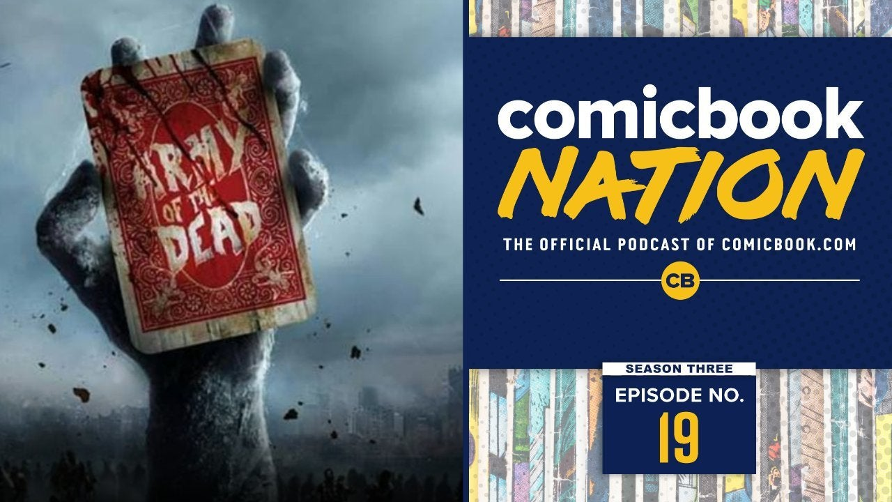 ComicBook Nation Army of Dead Spiral Book Saw Spoilers Jupiters Legacy Ending Venom 2 Trailer