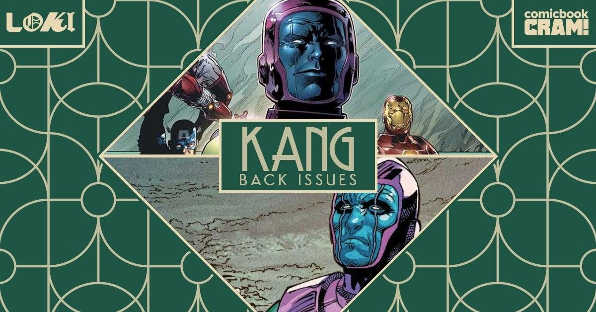 CRAM Loki - Kang Back Issues