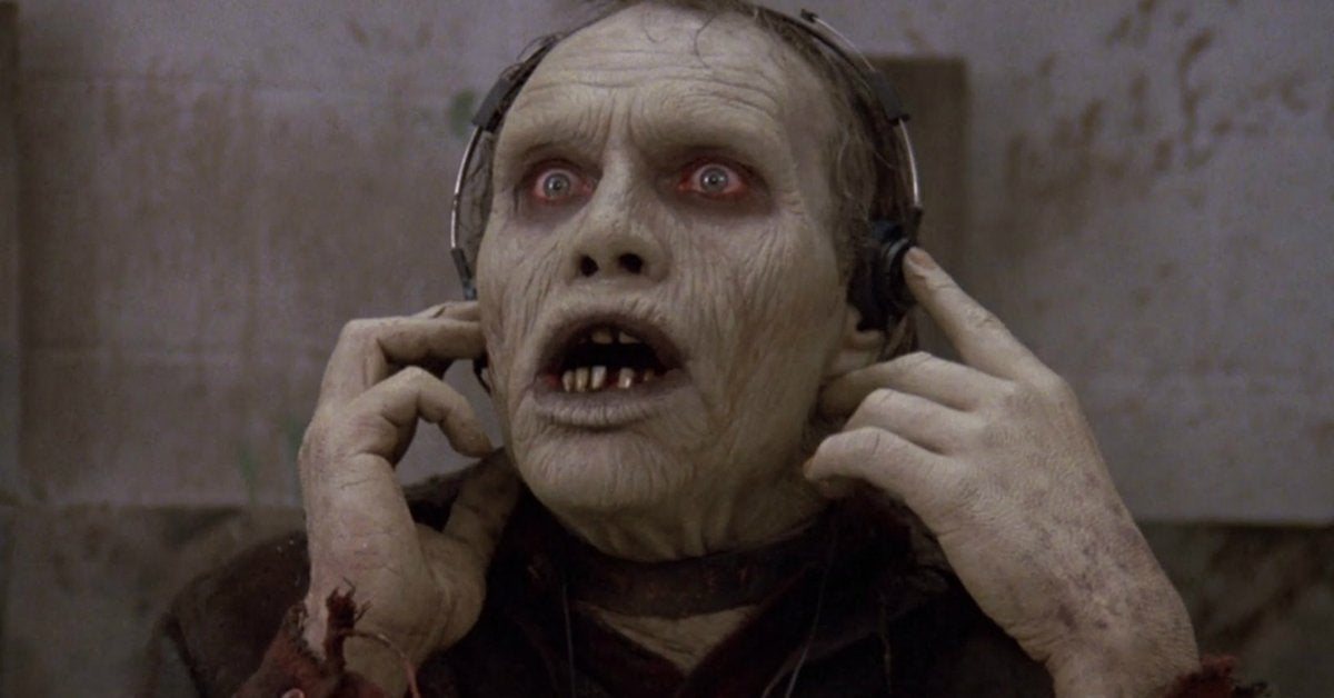 day of the dead movie bub zombie 1985 george a romero