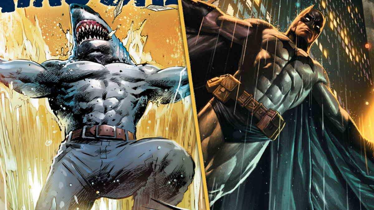 DC Comics Free Comic Book Day 2021 FCBD