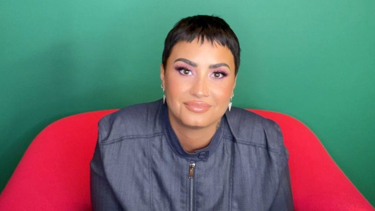 Demi Lovato UFO Documentary Unidentified Peacock