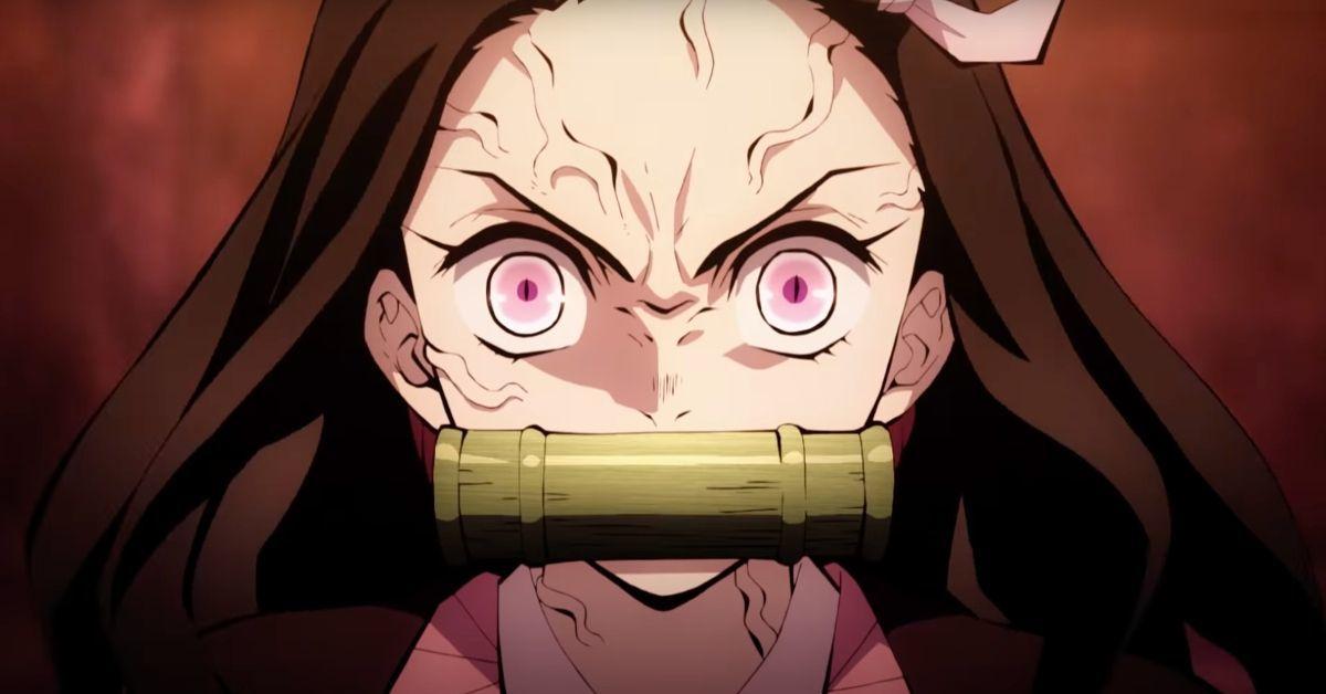 Demon Slayer_ Mugen Train Movie Nezuko Kamado
