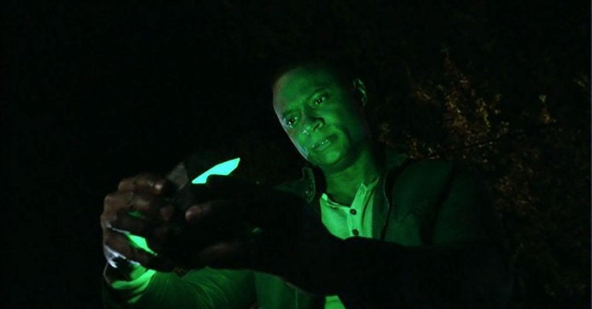 diggle green lantern tease arrow