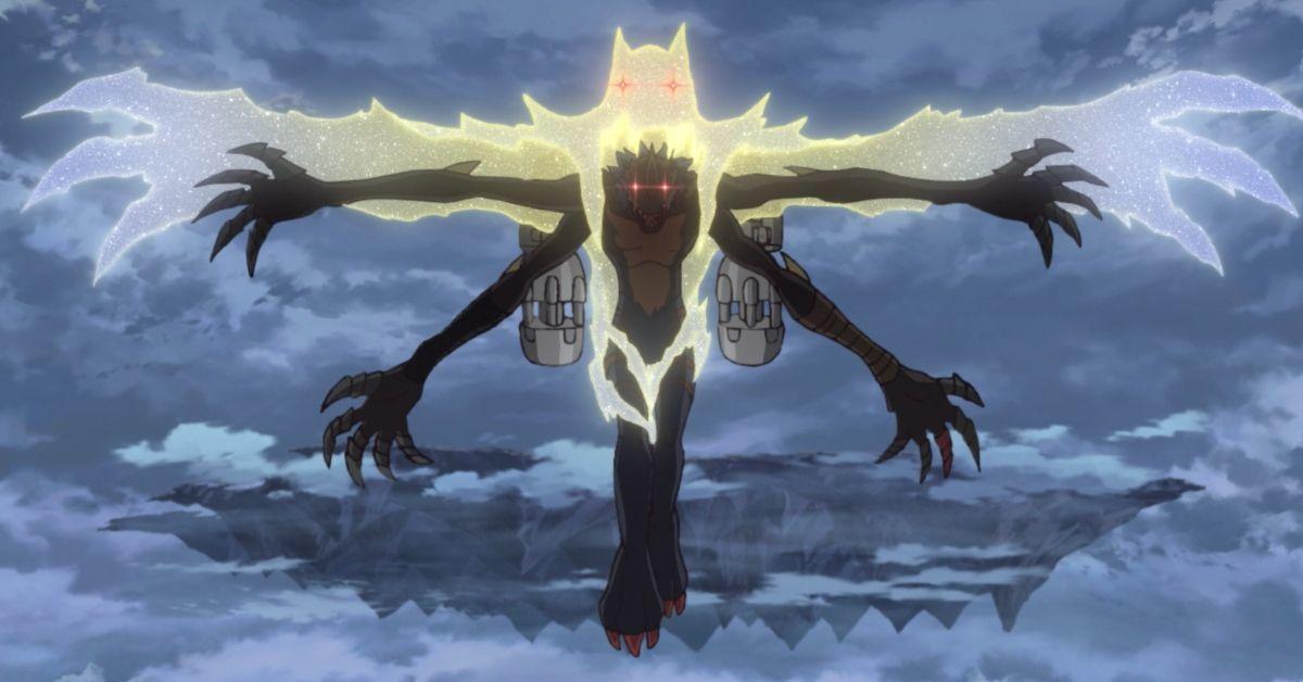 Digimon Adventure Millenniumon Revival Anime