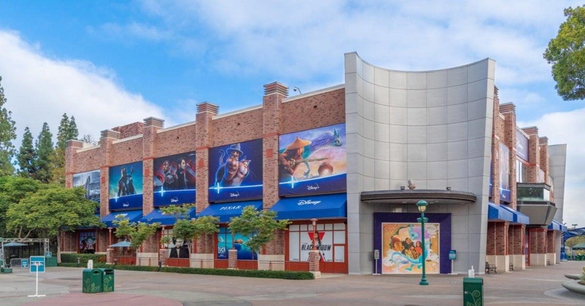 Disney+ Downtown Disney District Disneyland Resort