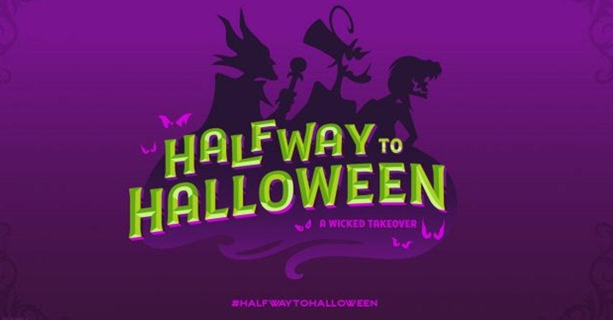 disney halfway to halloween