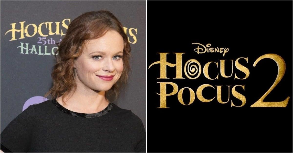 Disney Hocus Pocus 2 Thora Birch
