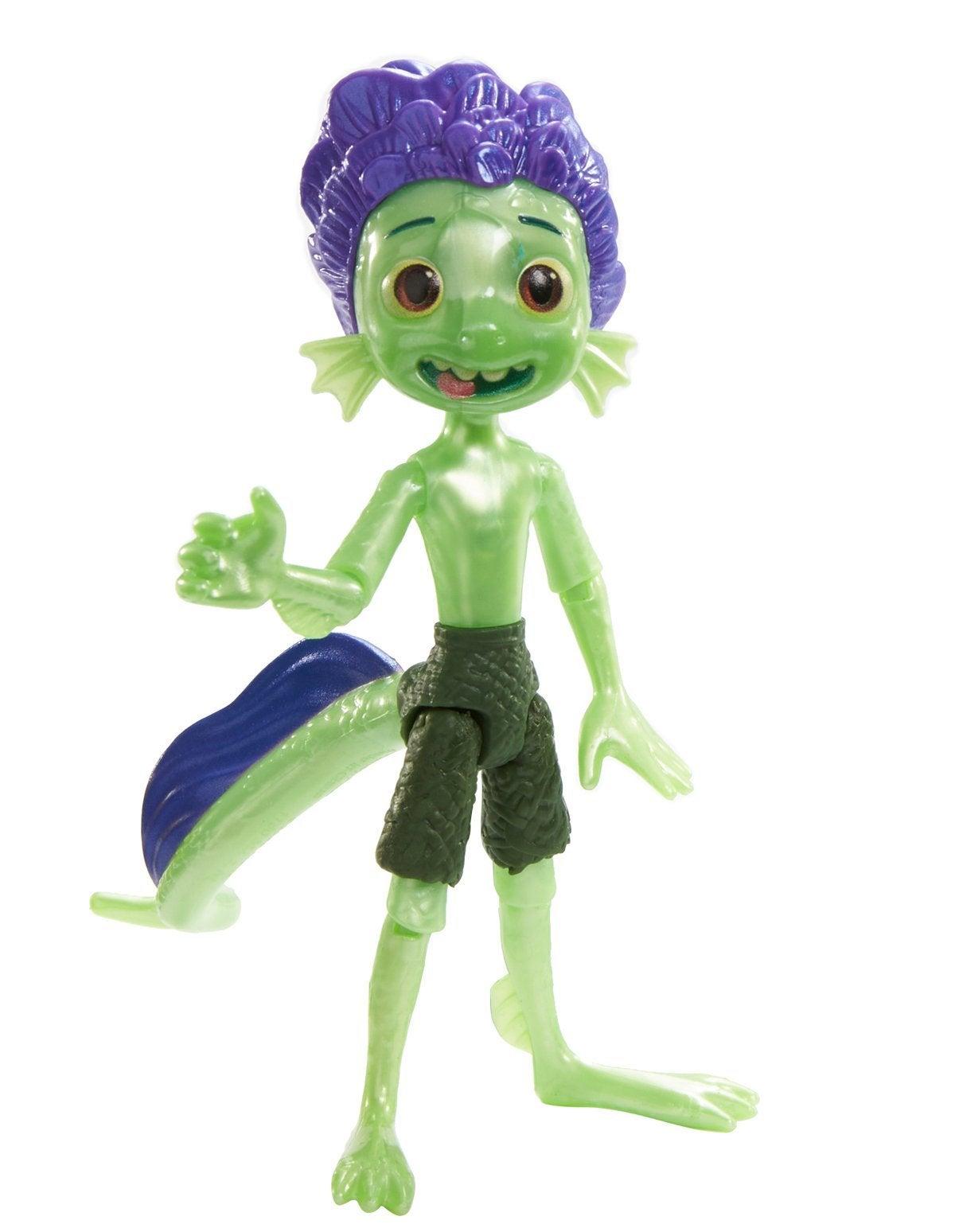Disney Pixar Luca Alberto Scorfano Figure (HBL41)