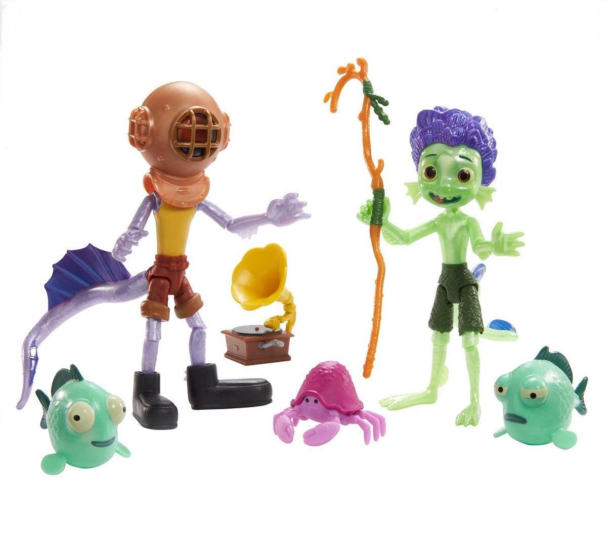 Disney Pixar Luca Luca & Alberto's Adventure Pack (GYT10) 2