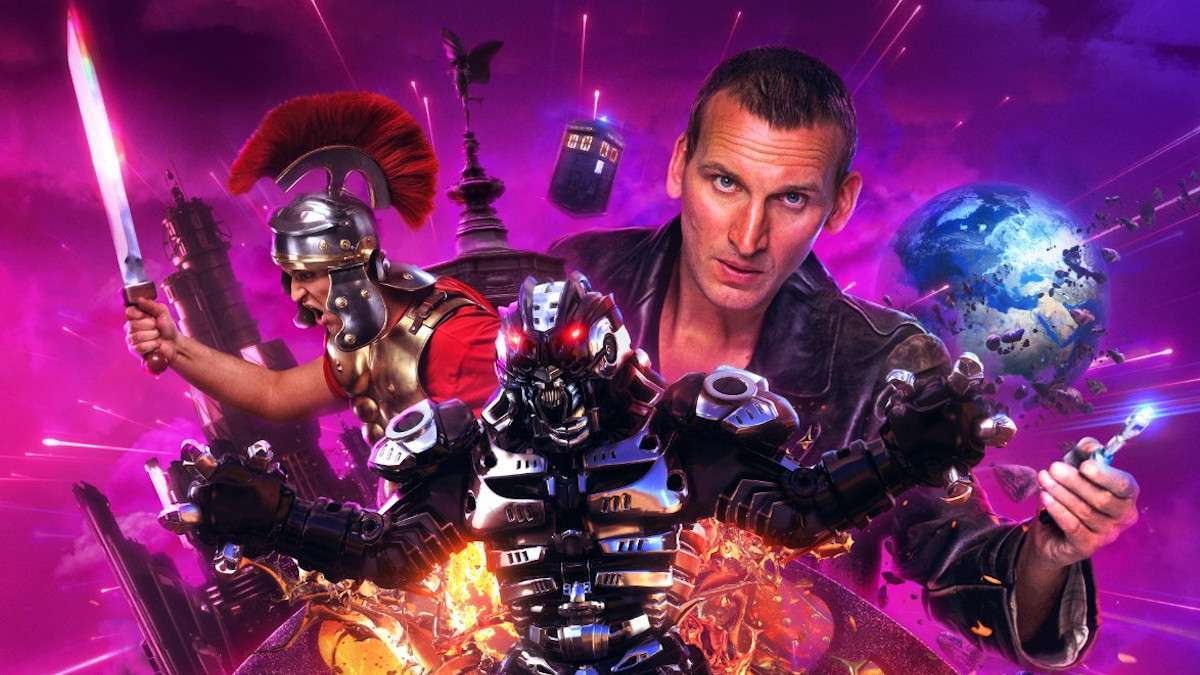 Doctor Who Ninth Doctor Adventures Ravagers Sphere of Freedom