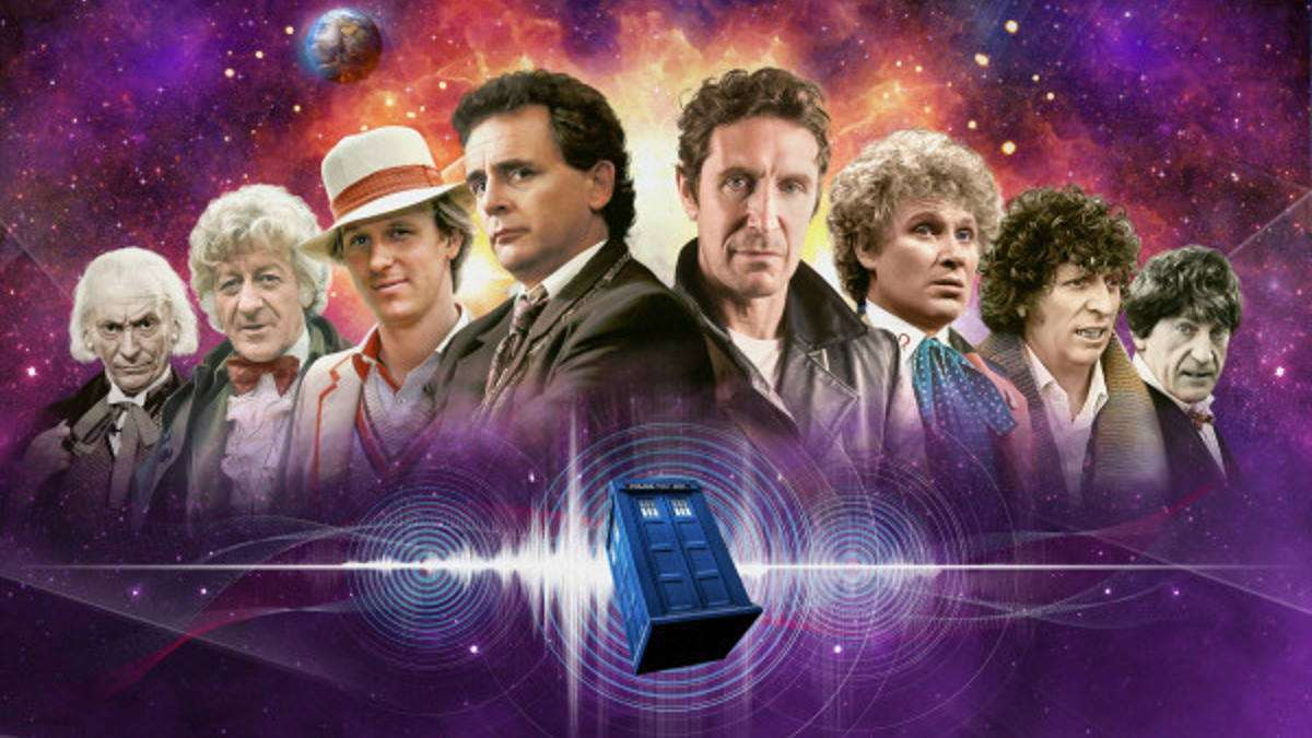 Doctor Who Relaunch 2022 Big Finish