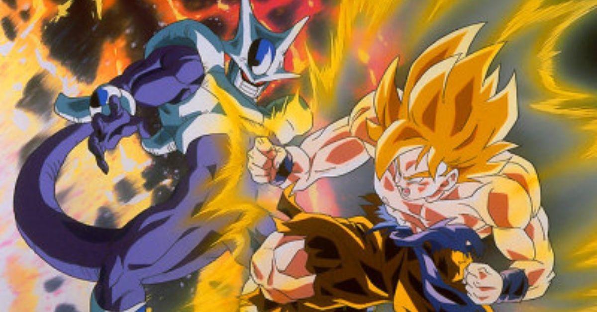 Dragon Ball Cooler Goku