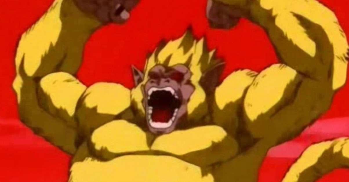 Dragon Ball Giant Ape