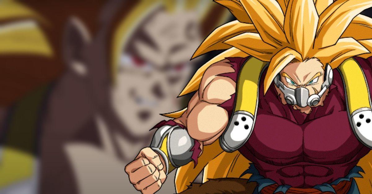 Dragon Ball Heroes Cumber Face Reveal Evil Saiyan Anime (1)