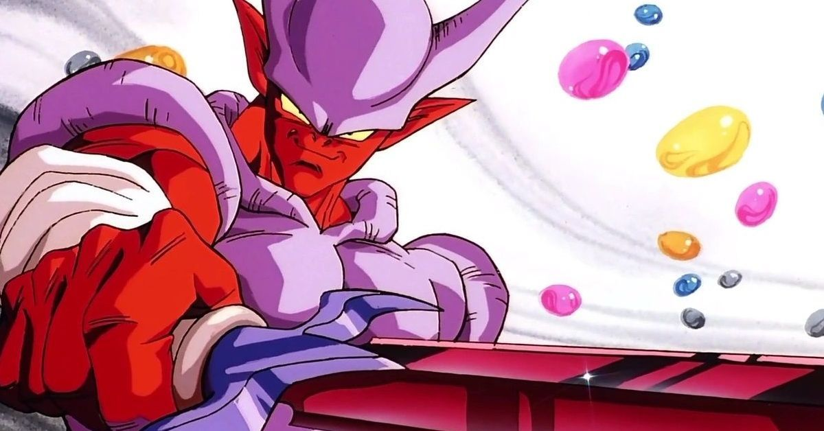 Dragon Ball Janemba