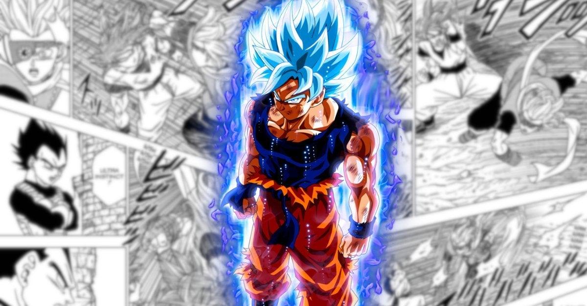 Dragon Ball Super Goku Ultra Instinct Stronger Angels Super Saiyan