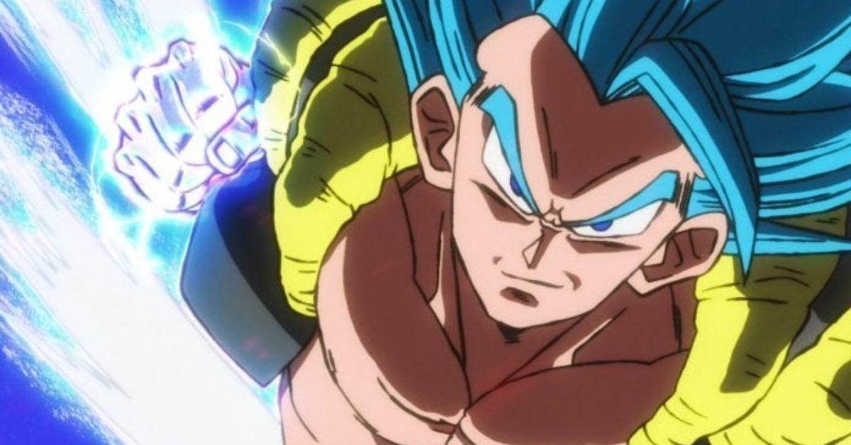 Dragon Ball Super Broly Gogeta SSB