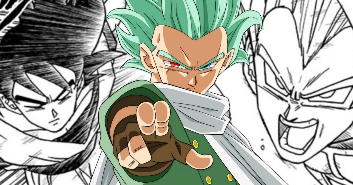Dragon Ball Super Goku Vegeta Granolah Fight Spoilers Manga