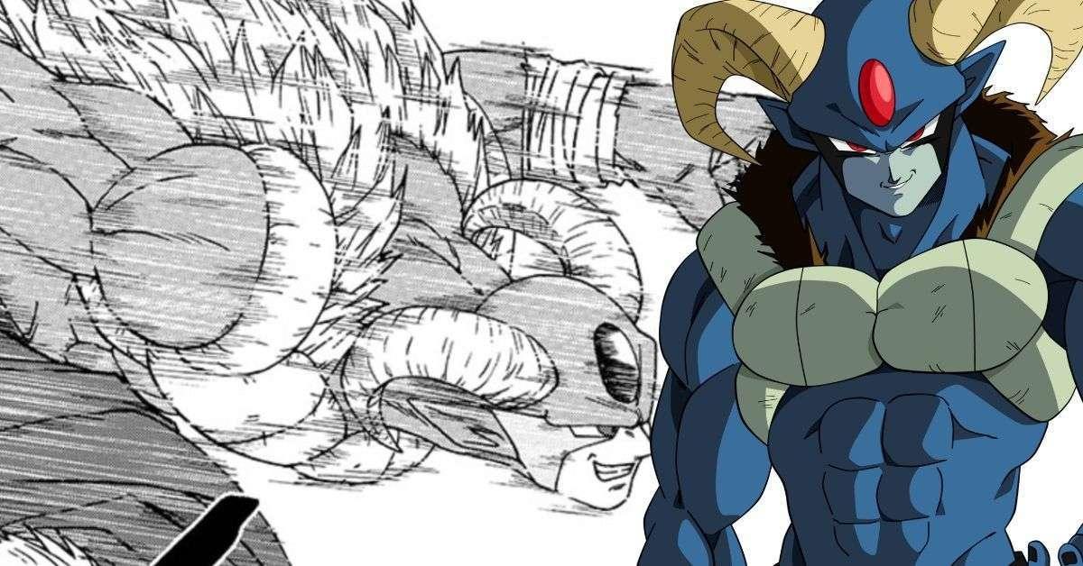 Dragon Ball Super Moro