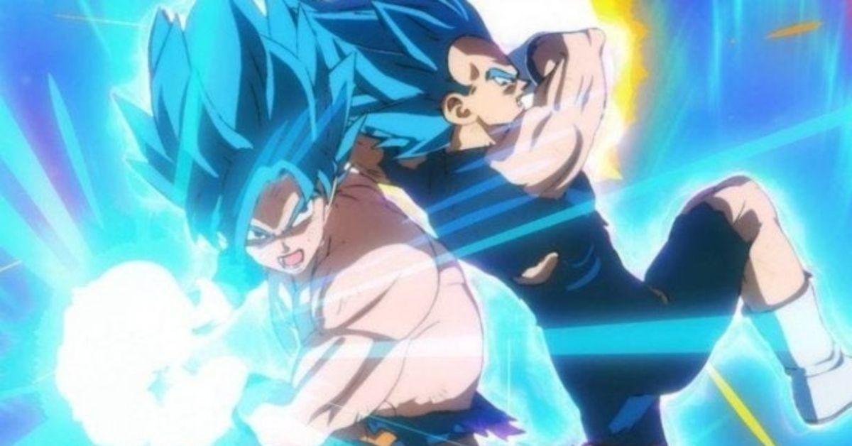 Dragon Ball Super Movie Goku Vegeta
