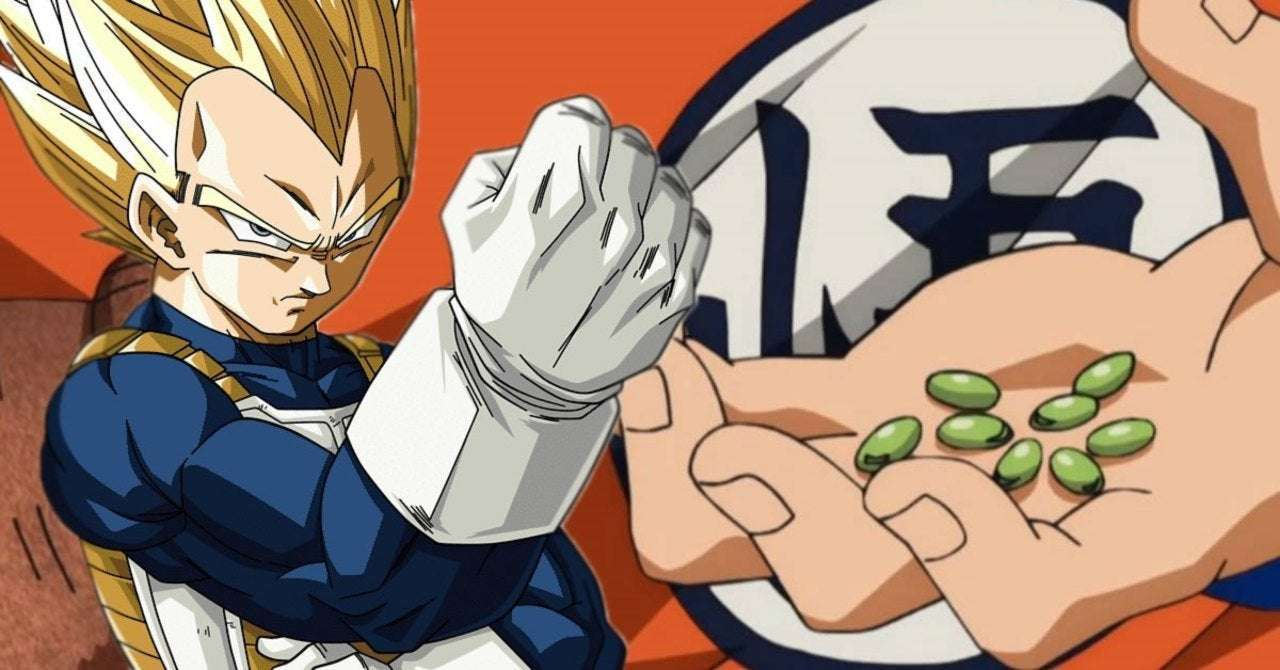 Dragon Ball Super Senzu