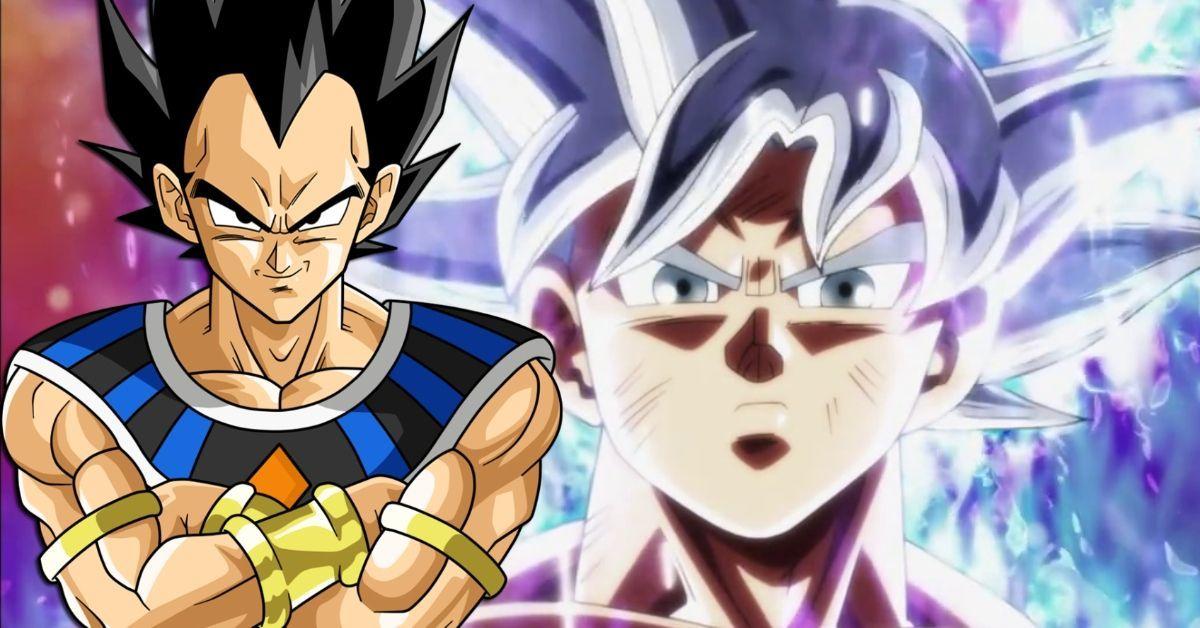 Dragon Ball Super Ultra Instinct Goku God of Destruction Vegeta