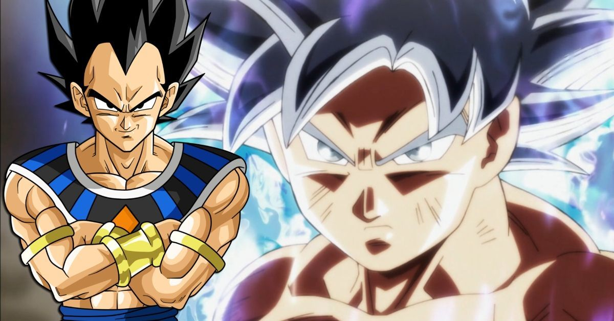 Dragon Ball Super Ultra Instinct Goku Vegeta God of Destruction Spoilers
