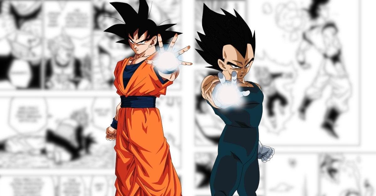 Dragon Ball Super Vegeta Saves Goku Manga 72 Spoilers