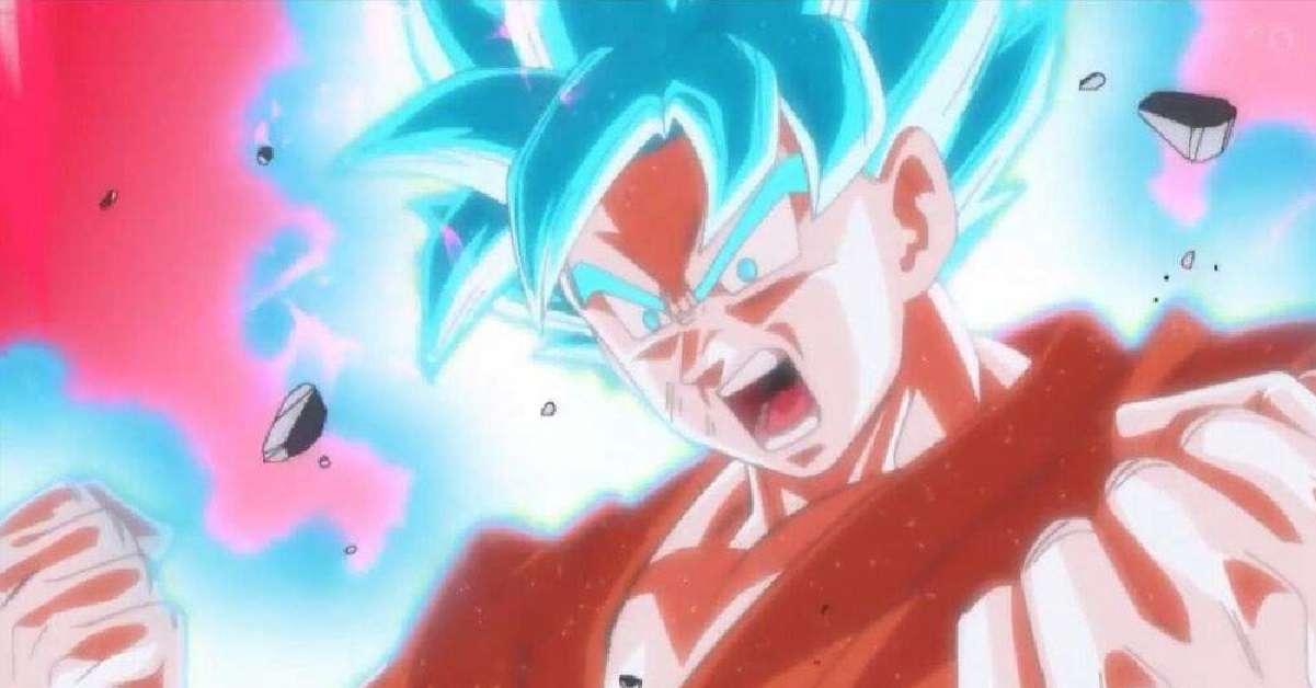Dragon Ball Transformation