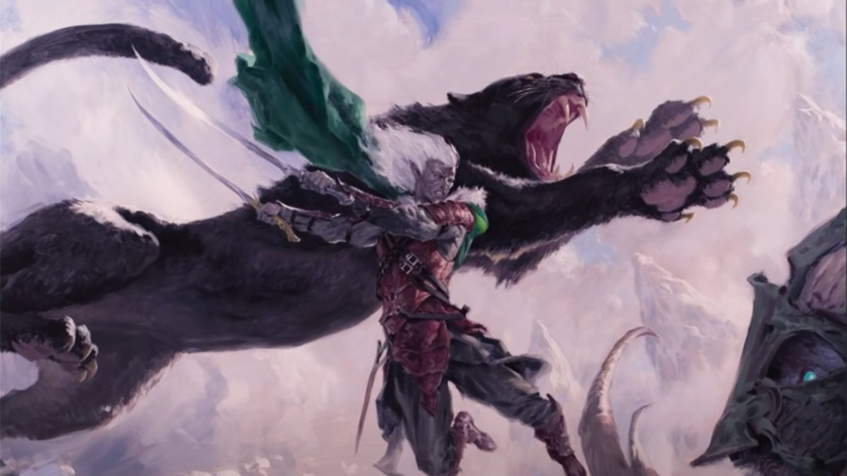 drizzt mtg hed