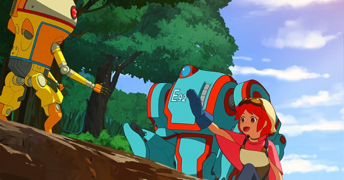 EDEN Netflix Original Anime Series